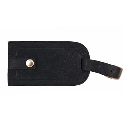 Luggage Tag With Security Flap - Latico Leathers