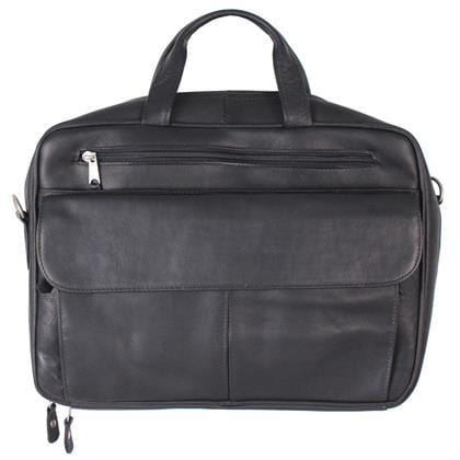Park Avenue Laptop Brief - Latico Leathers