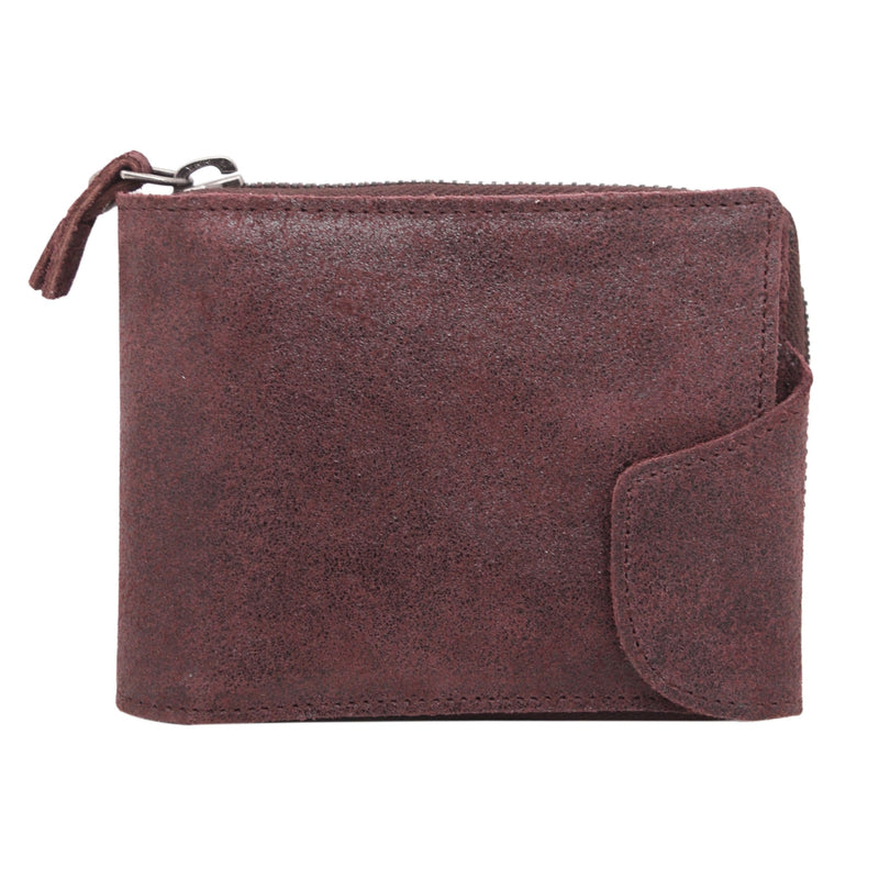 Ash Wallet - Latico Leathers