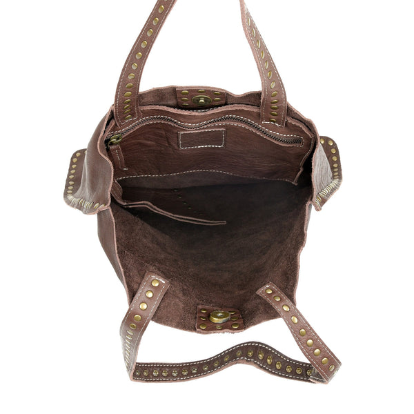 Studded Tote - Latico Leathers