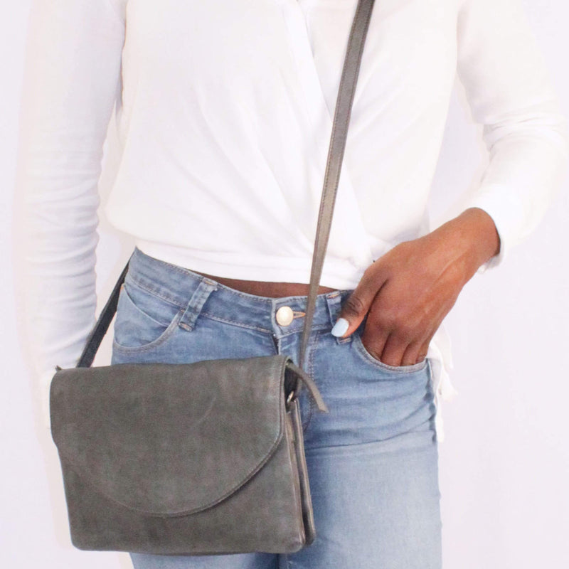 Marcus Crossbody - Latico Leathers