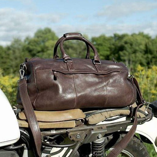Charleston Duffel - Pre Order Shipping December 2020 - Latico Leathers