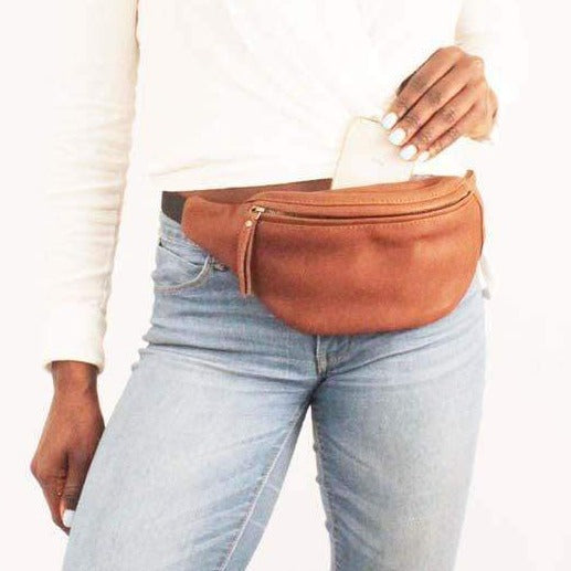 Shireen Fanny Pack - Latico Leathers