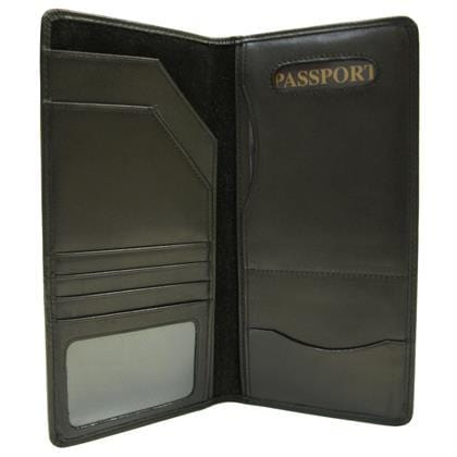 Bi-Fold Travel Wallet - Latico Leathers