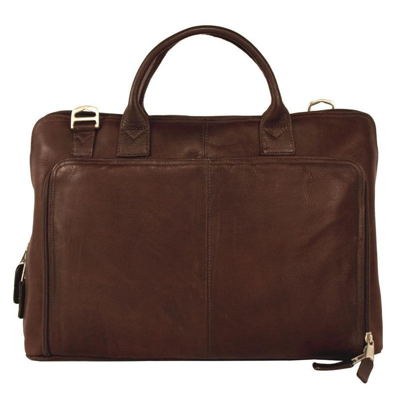Soho Laptop Brief - Latico Leathers