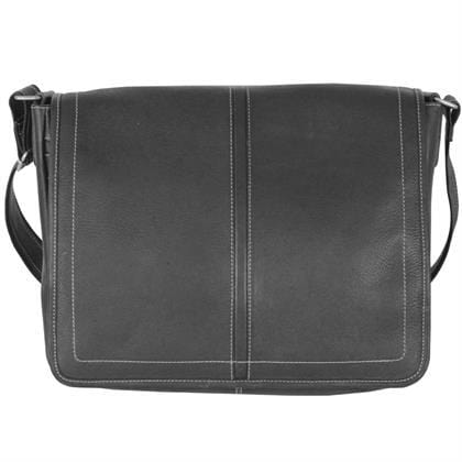 Acadia Laptop Messenger - Latico Leathers