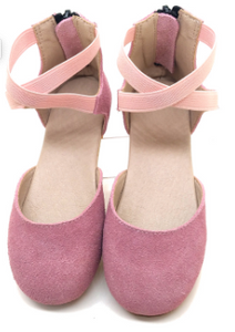 Misty Flats- Dusty Rose