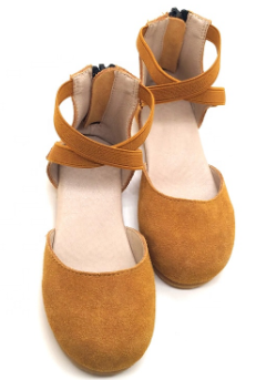 Misty Flats- Brown