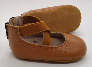 Ballet Flats- Weathered Brown