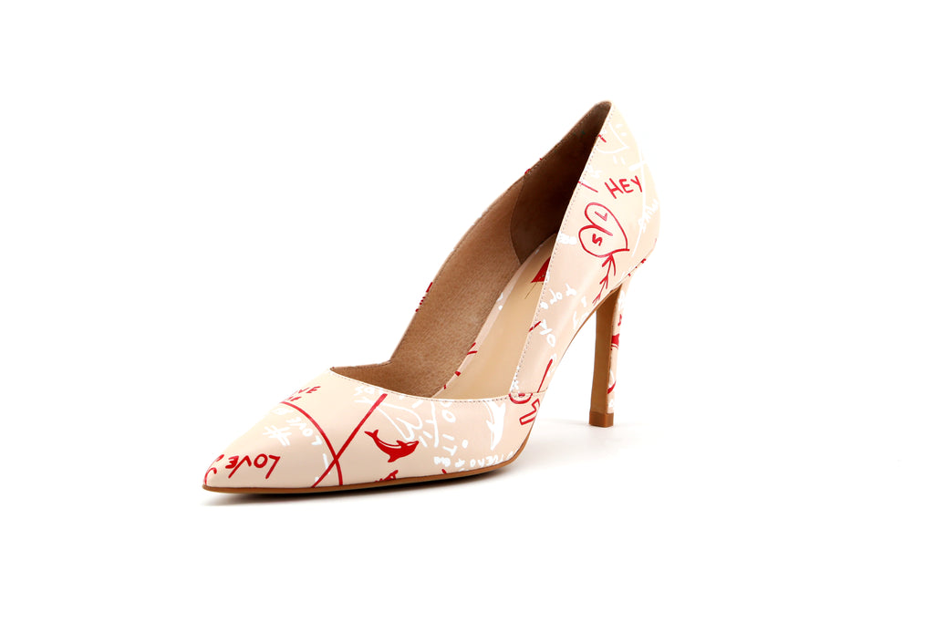 Pretty Pumps - Beige 1M94444 BER