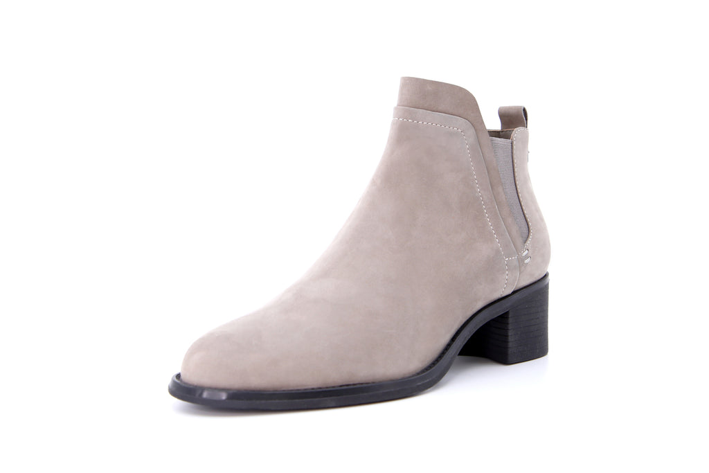 Heeled Ankle Boots - Grey AT58201