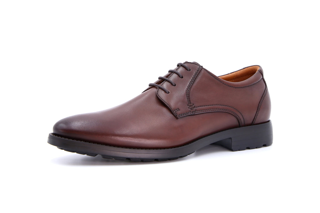 Men's Leather Derby Shoes - T.moro ATM65805