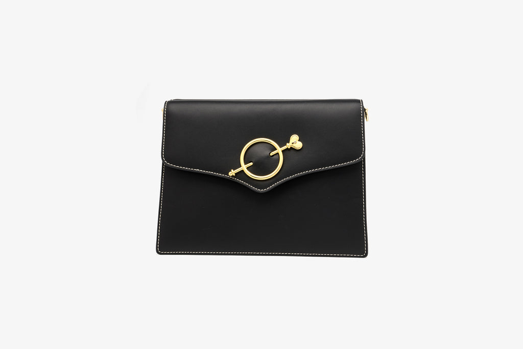 Love Key Mini City Bag - Black