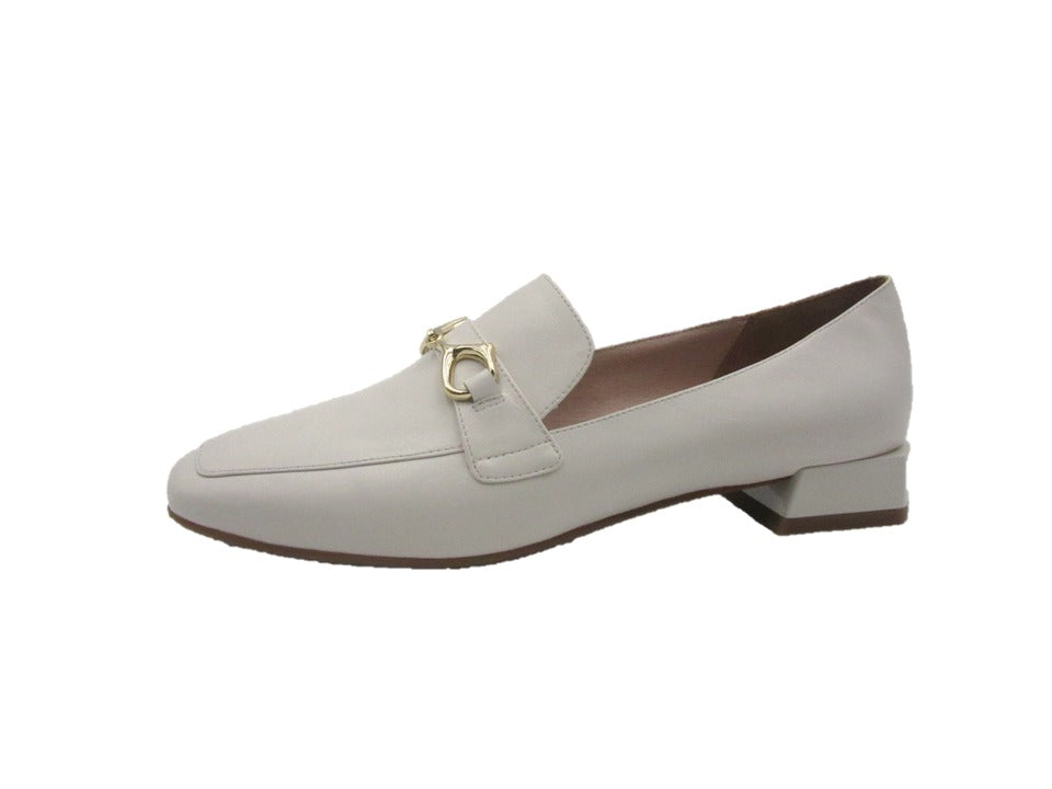 Classic Flat Shoes - White 1M12908 OWK