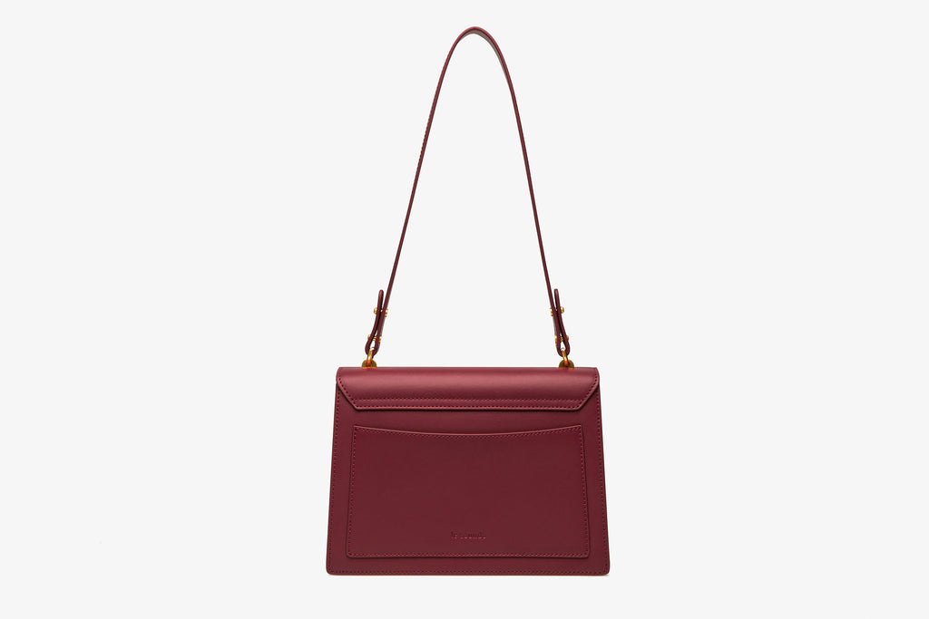 Classic City Bag - Bordo ATH7632