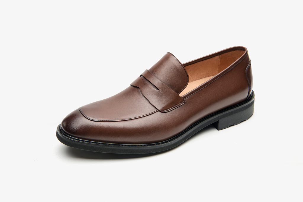 Men's Leather Loafers - T-Moro ATM48206