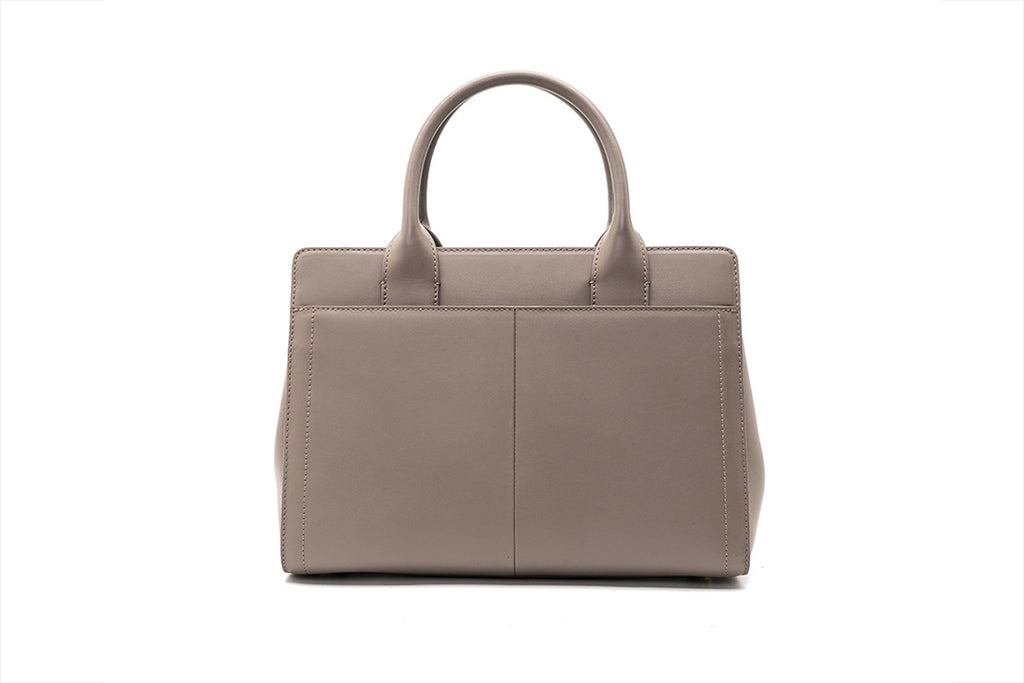 City Bag with Metal Detail - Tapue