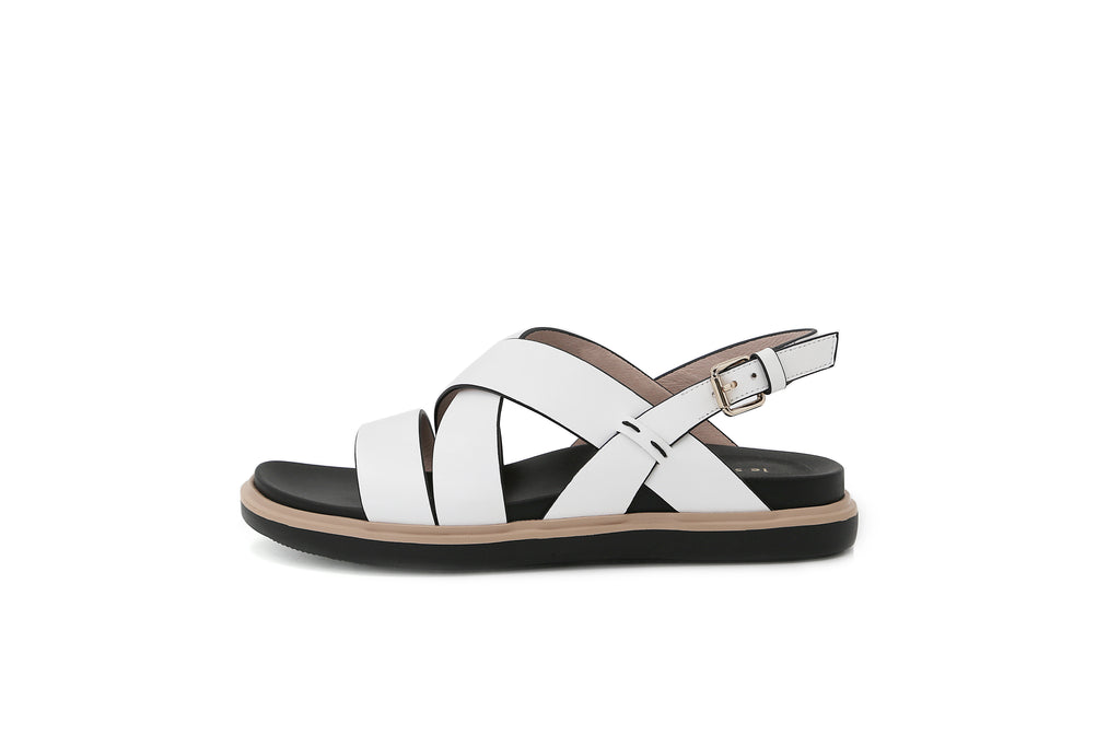 Casual Sandals - White 1M50305 WTL