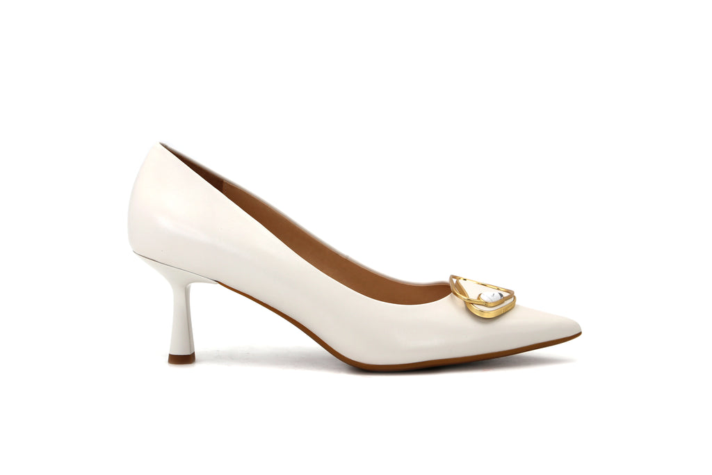 Leather Pumps - white 1M69105 OWK