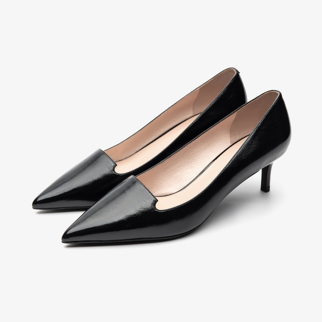 Pointed-toe pumps - Black 2M49709BKK
