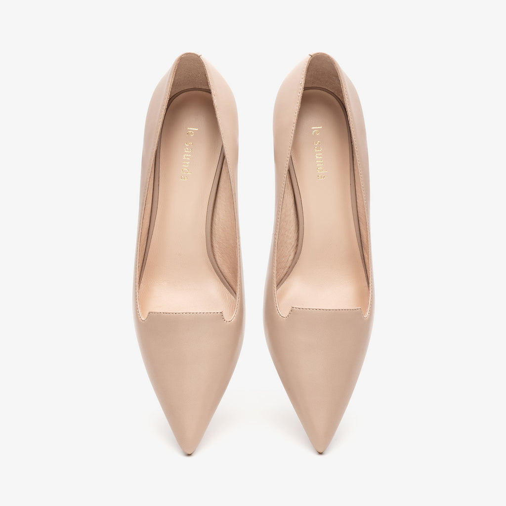 Pointed-toe pumps - Tapue 2M49709TPK