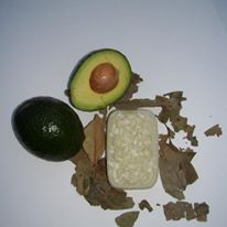 Avocado Butter - Avocado & Cucumber Soap Moisturizing and Toning for Normal to Dry Sensitive Skin. 5oz bar
