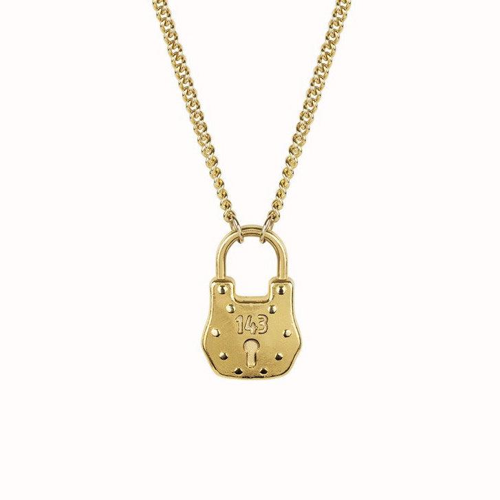 Introducing, The Love Lock Necklace