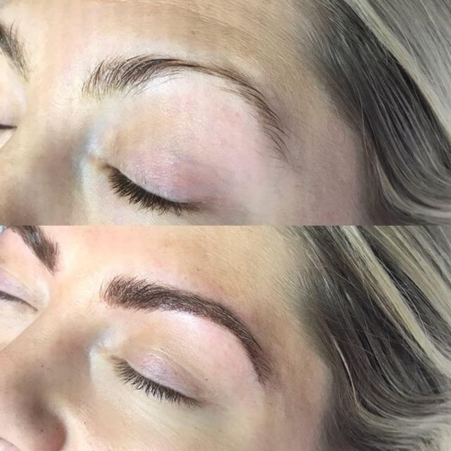 Beauty post: Microblading