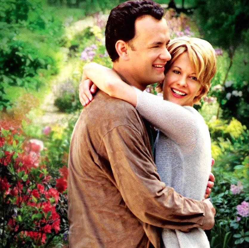 Picture of You've Got Mail Tom Hanks Meg Ryan, rom com movie list