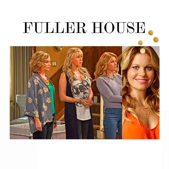 Featured on Fuller House and Modern Family!