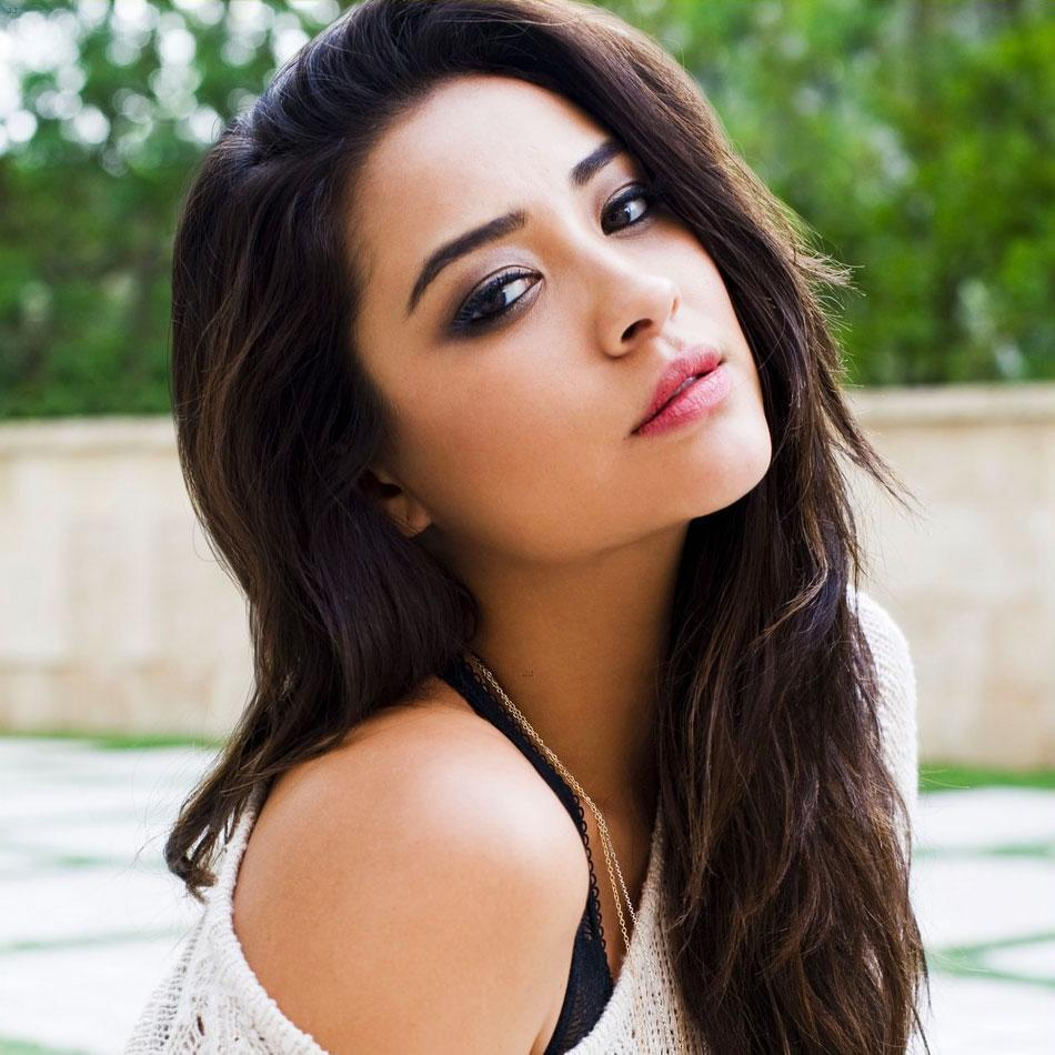 Just Jared Exclusive: Shay Mitchell