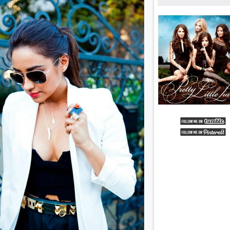 #PLL Star: Shay Mitchell