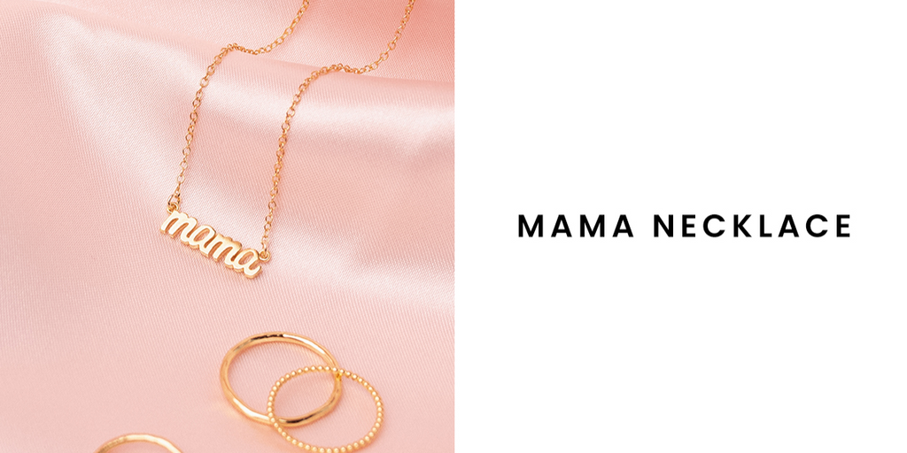 Mama Necklace by Katie Dean Jewelry
