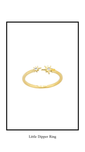 Katie Dean Jewelry Little Dipper Ring