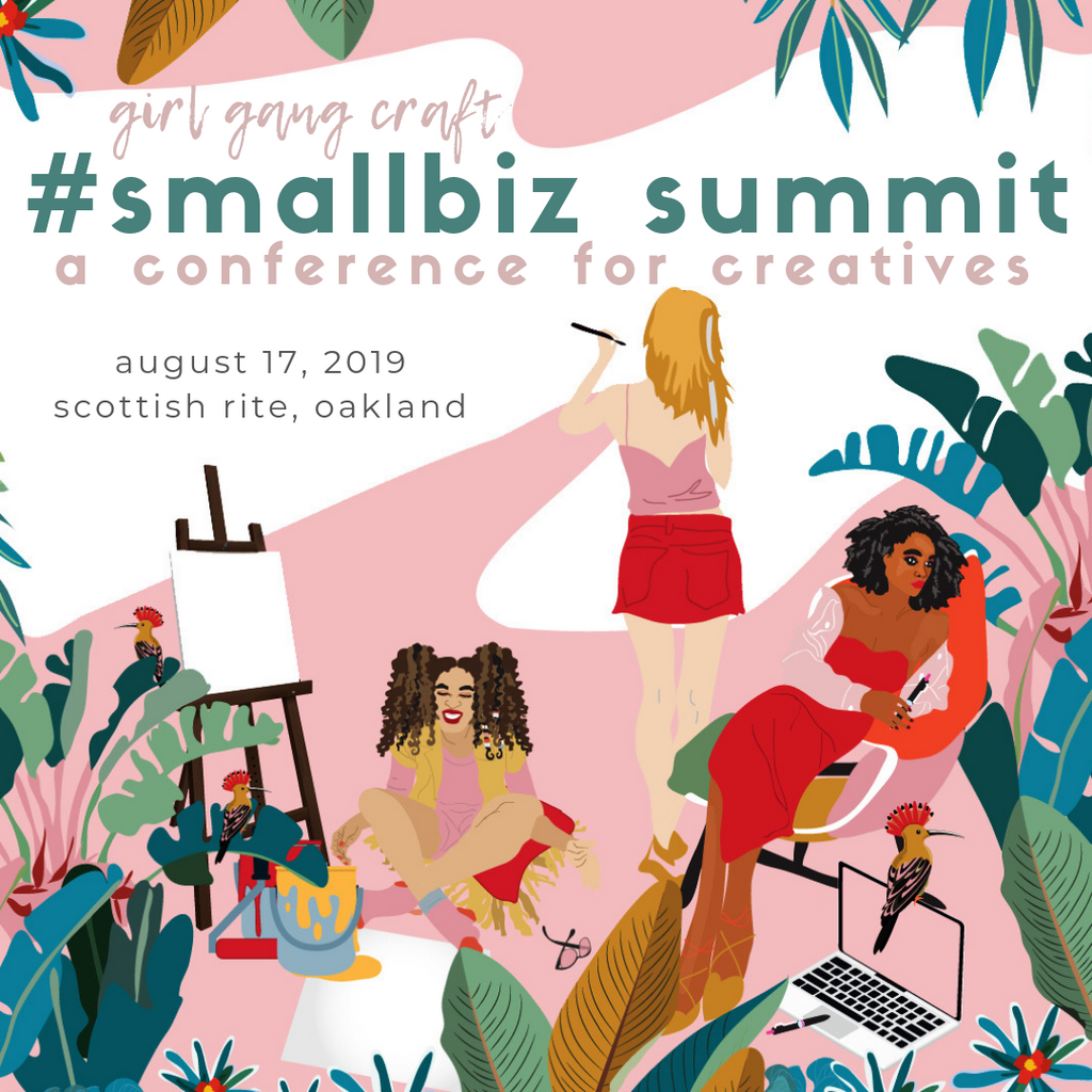 Girl Gang Craft Summit