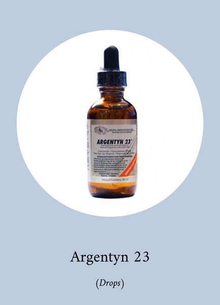 Argentyn 23 Drops, Immune Booster, Natural Health Improvement Center Grandville Michigan