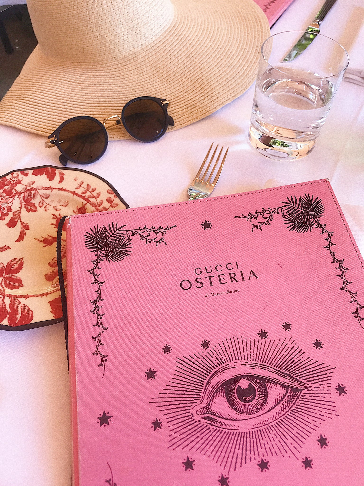 Gucci Museum, Osteria, Lunch spot Florence, Italy