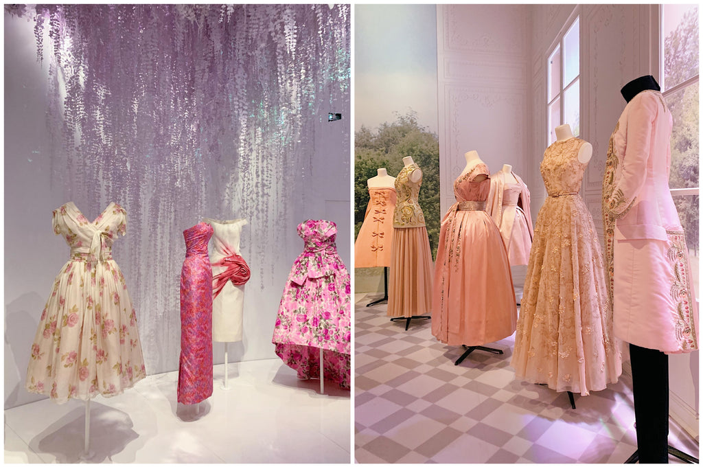 London Travel Guide, Christian Dior, Designer of Dreams Exhibition, Victoria Albert Museum