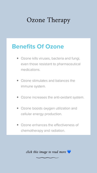 Ozone Therapy Benefits, Immune Booster, Natural Health Improvement Center Grandville Michigan
