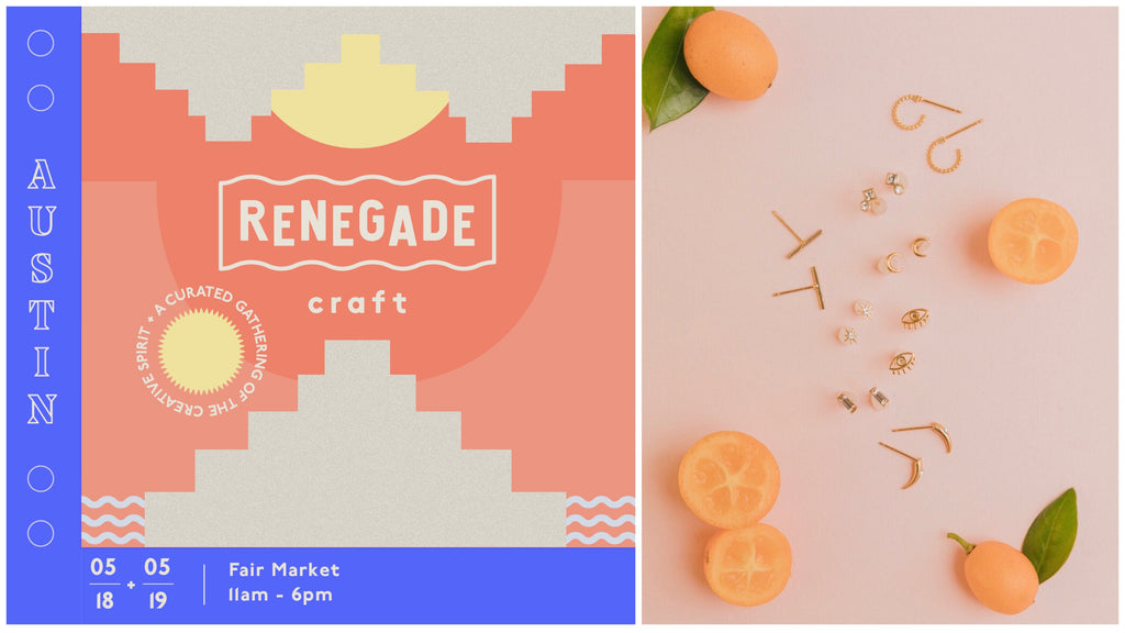 Renegade Craft Austin, 2019