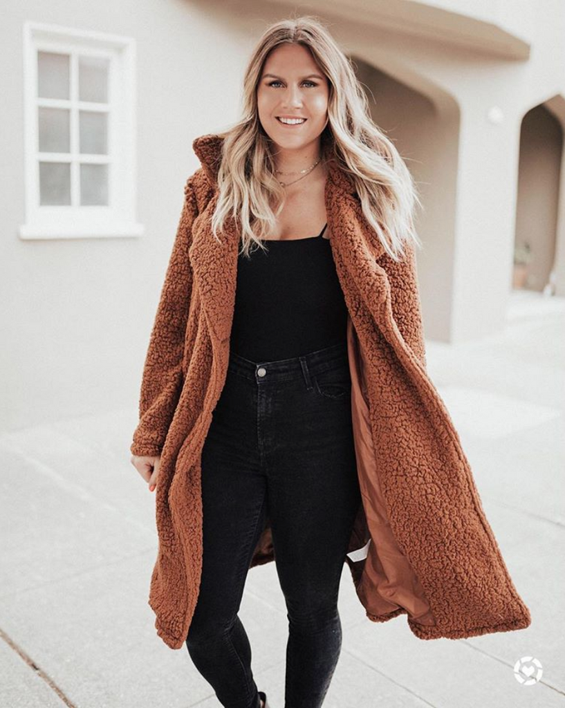 Thea Nolan, San Francisco blogger and influencer