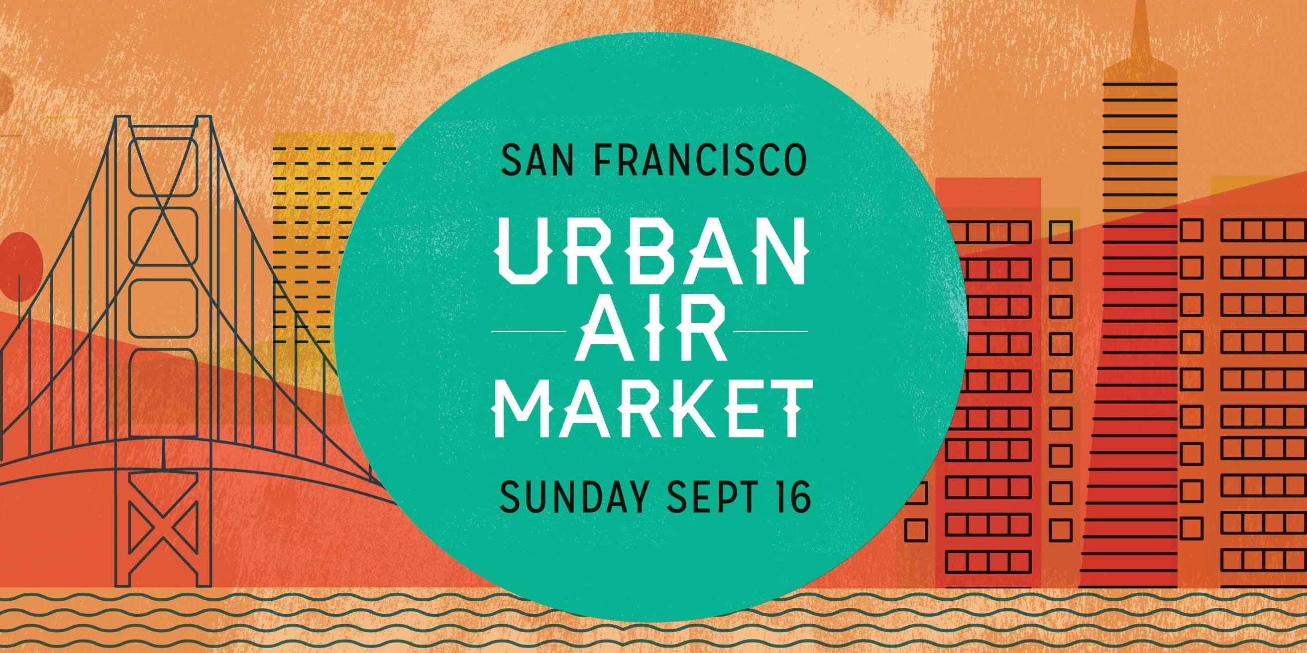 Urban Air Market, San Francisco, September Katie Dean Jewelry, activities, free event