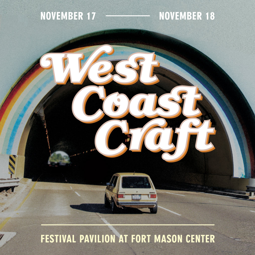 West Coast Craft, Katie Dean Jewelry, holiday 2018