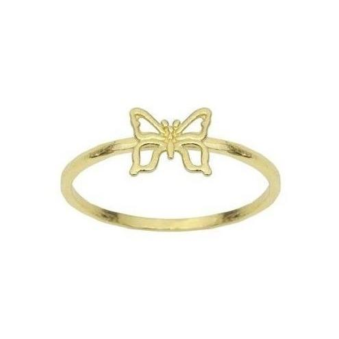 Spring is a time of change and represents a world of new possibilities. It's a time of imagination and magic. Here to help you get into that whimsical state of mind is the dainty handmade Butterfly Ring. Wear it alone or stacked up for a beautiful look, unique to your style.