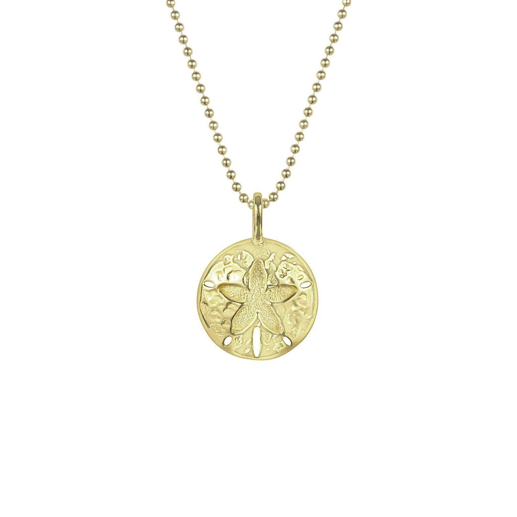 Sand Dollar Necklace