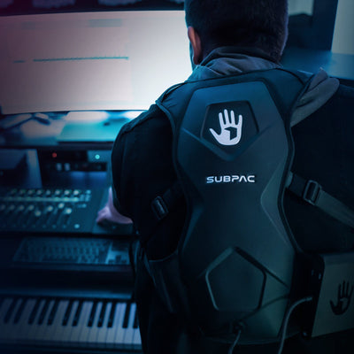 SUBPAC M2X (Wearable)
