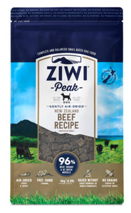 Ziwi Peak Beef for Dogs 4kg
