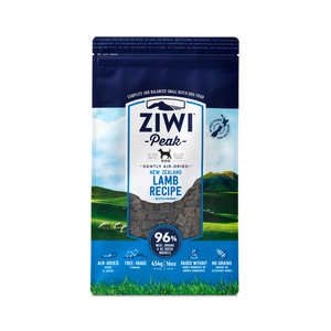 Ziwi Peak Lamb for Dogs 454g