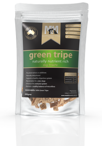 Green Tripe Treat - 200gm