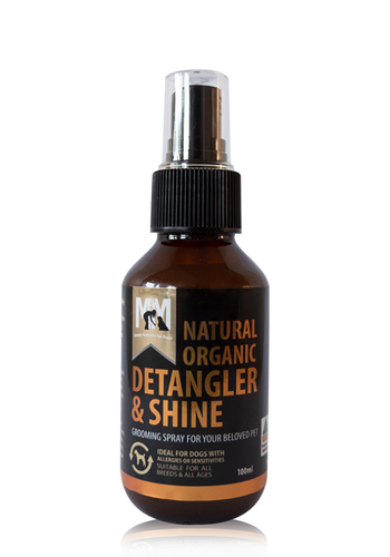Meals for Mutts Natural Organic Detangler & Shine - 100ml